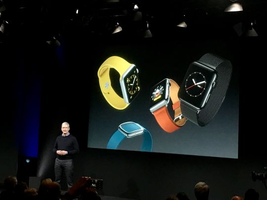 apple watch price slashed