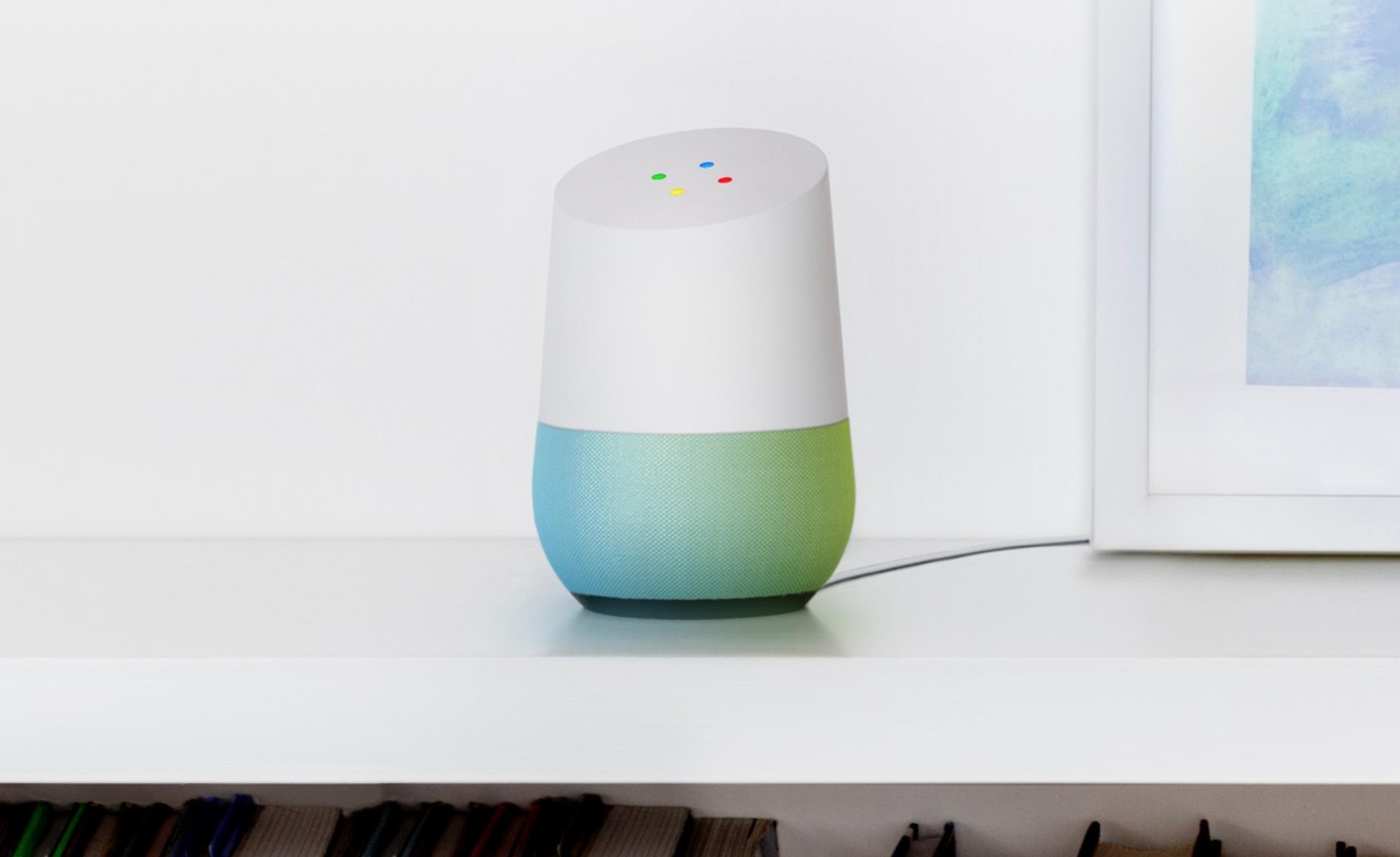 Google Home device