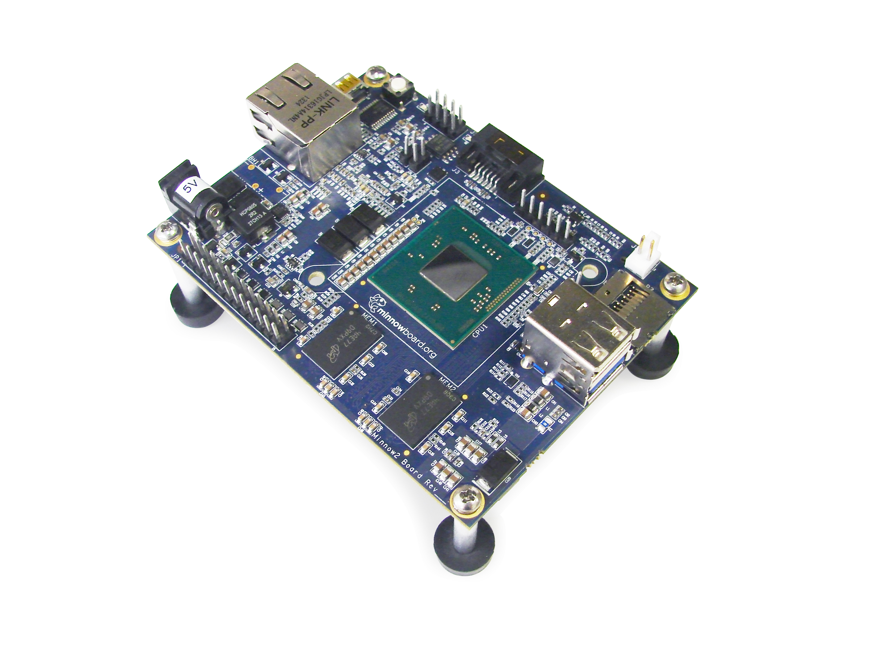 Here Comes Intel's Open Source Single-Board Computer, 'Minnowboard Max'