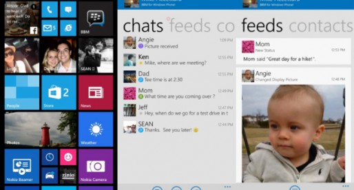 BlackBerry's BBM messenger app officially arrives on Windows Phone