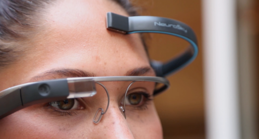 "Forget ""OK Glass,"" MindRDR Is A Google Glass App You Control With Your Thoughts"