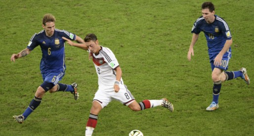 Here's What Germany's World Cup Win Looked Like on Twitter