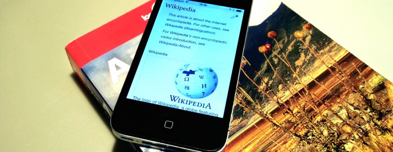 Wikipedia goes fully native on iOS and now lets you edit articles too