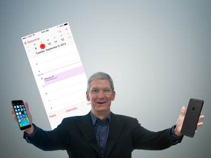 Apple to Hold iPhone Event on Sept. 9 and the new iPhone may be launched