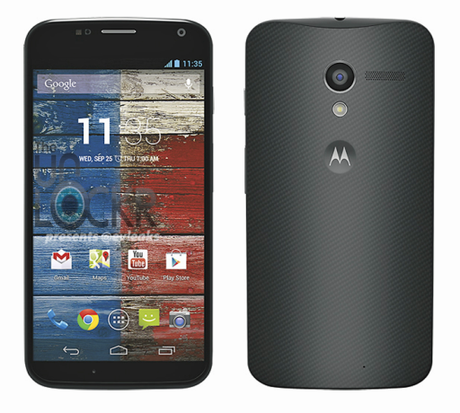 This is all you need to know about the android based Moto X phone