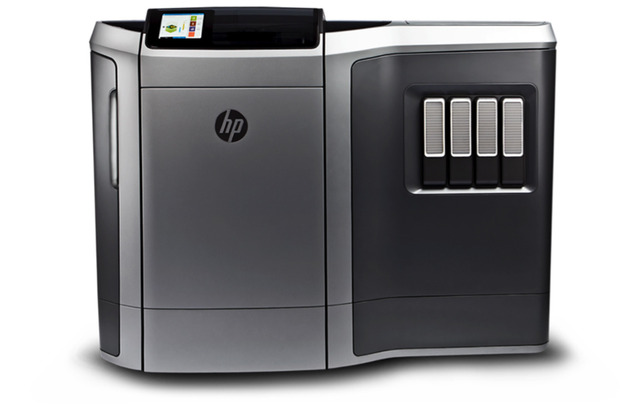 HP unveils its 3D printer