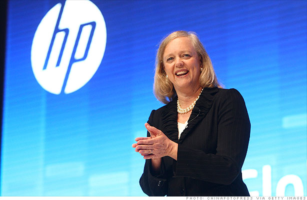 HP to split into two