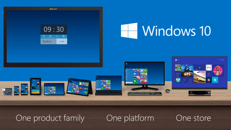 Windows 10 Preview Testers To Be Upgraded To RTM Version For Free