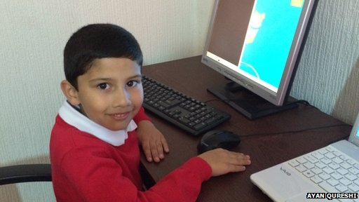 Meet the exceptional 5 year old who just became a Microsoft Certifed Professional
