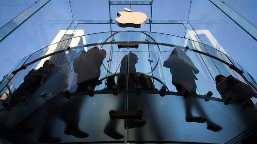 Apple's No Longer The Biggest Tech Company In The World