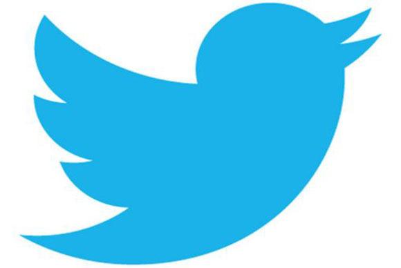 twitter mega logo