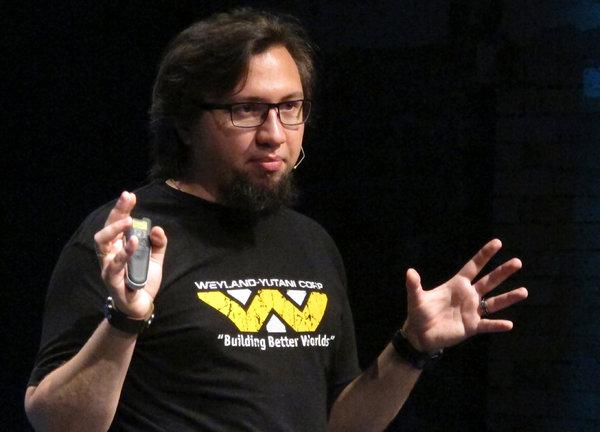 Sergey Golovanov of Kaspersky