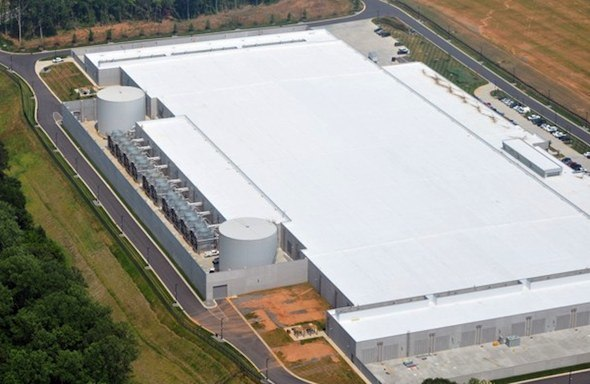 Apple to build 2 gigantic data centres in Europe