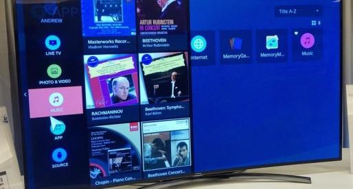 Samsung starts selling its Tizen run TVs on home soil