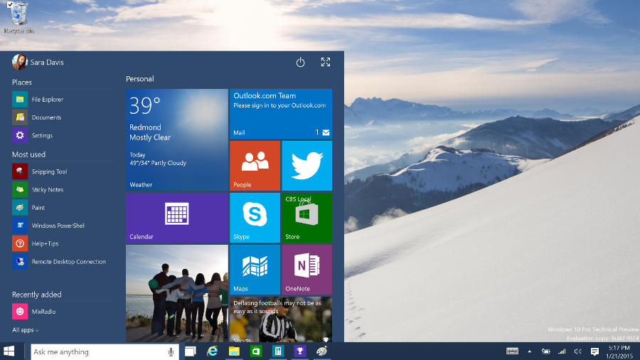 Microsoft to complete the  Windows 10 OS in June