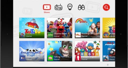 YouTube releases app for kids