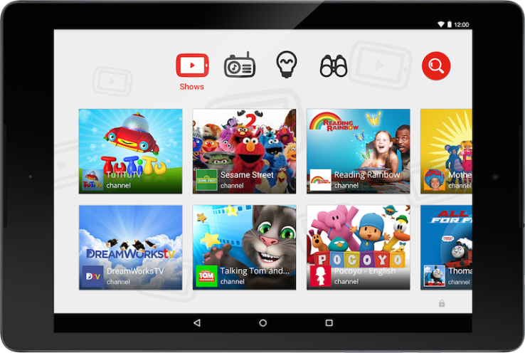 YouTube releases app for kids