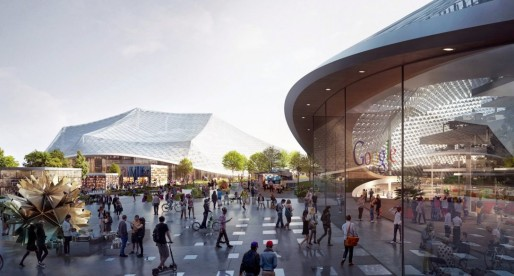 """Google plans a new """"Googly"""" campus in California"""
