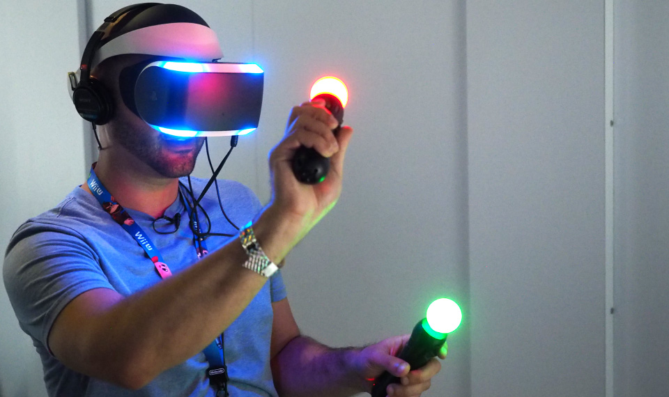 Google is said to be developing a virtual reality version of Android