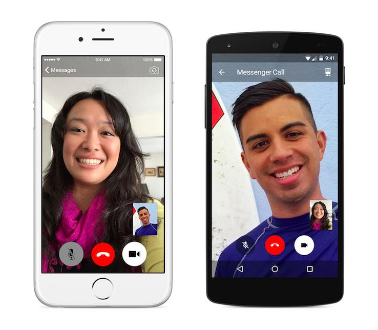 Video Calling Feature Comes To Facebook Messenger