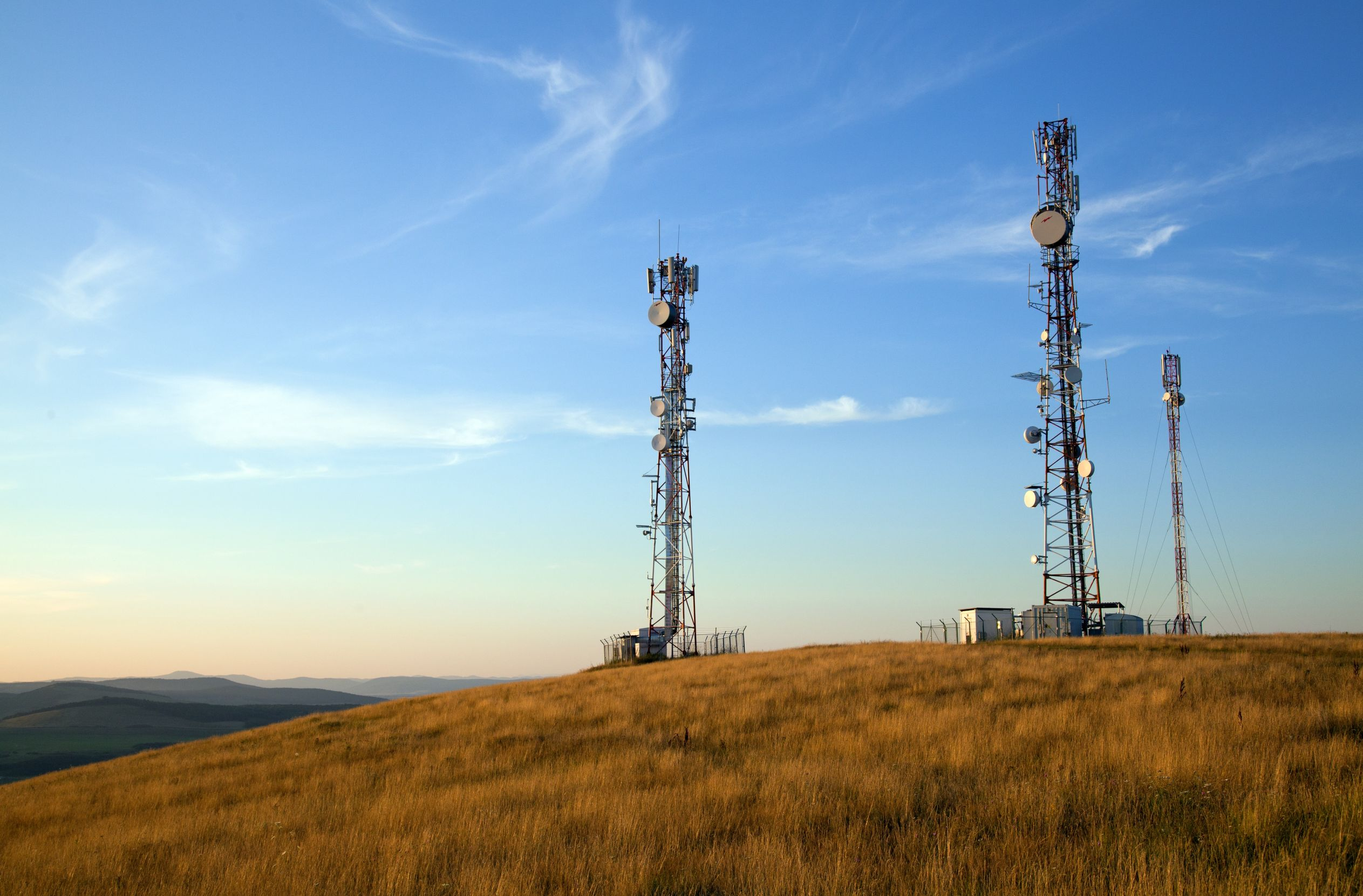 Could Telecom Masts Become A Thing Of The Past Sooner ? – CNBCReport