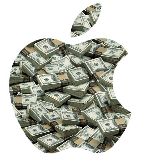 Apple Is Reportedly Worth Over $700b And Is Said To Have Over $175b In Cash. But Here's What You Could Really Do With Apple's Worth.