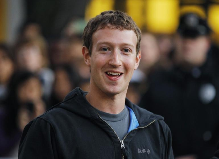 Mark Zuckerberg Gets a $1.2b Birthday Gift