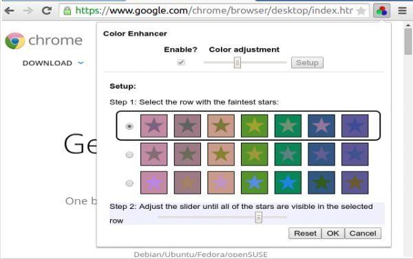 google-chrome-colour enhancer
