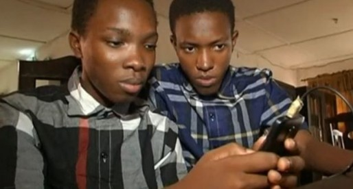 Nigerian Teens Create Their Own Internet Browser