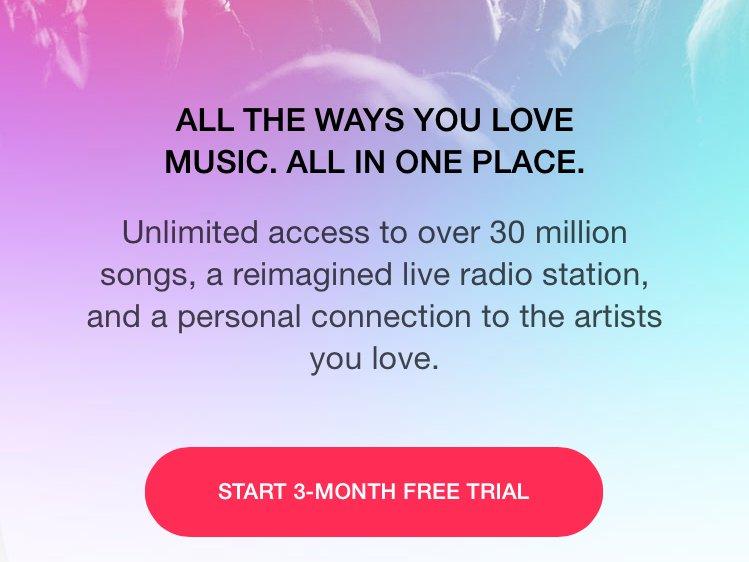 Apple music option