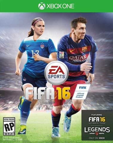 FIFA 16 To Feature Women On Its Cover As Africa Is Excluded Once More