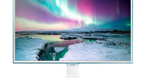 Samsung Unveils Monitor That Can Also Charge Your Mobile Device Wirelessly