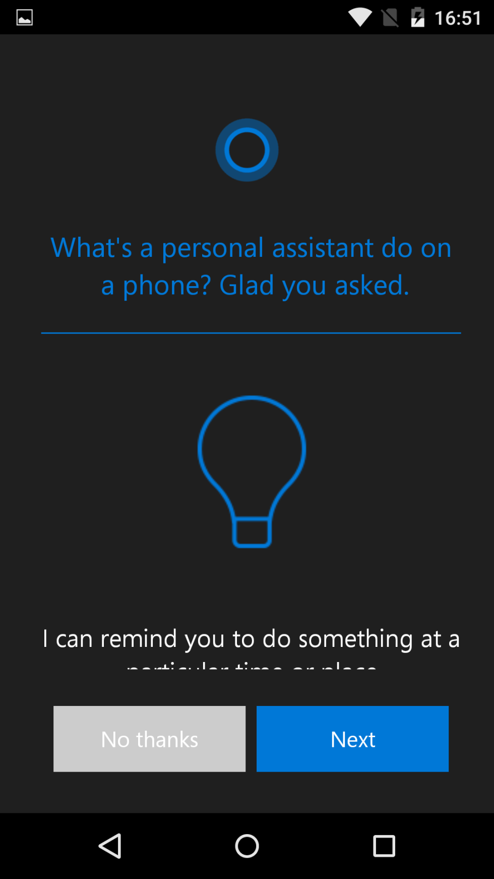 Cortana For Android App Got Leaked And Here's What to Expect When It Launches