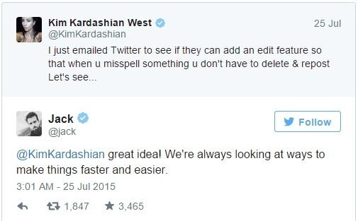 kim edit tweet