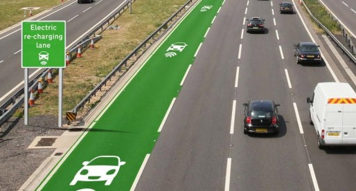 The British Government Is Testing  Out Roads That Charge Cars On the Move