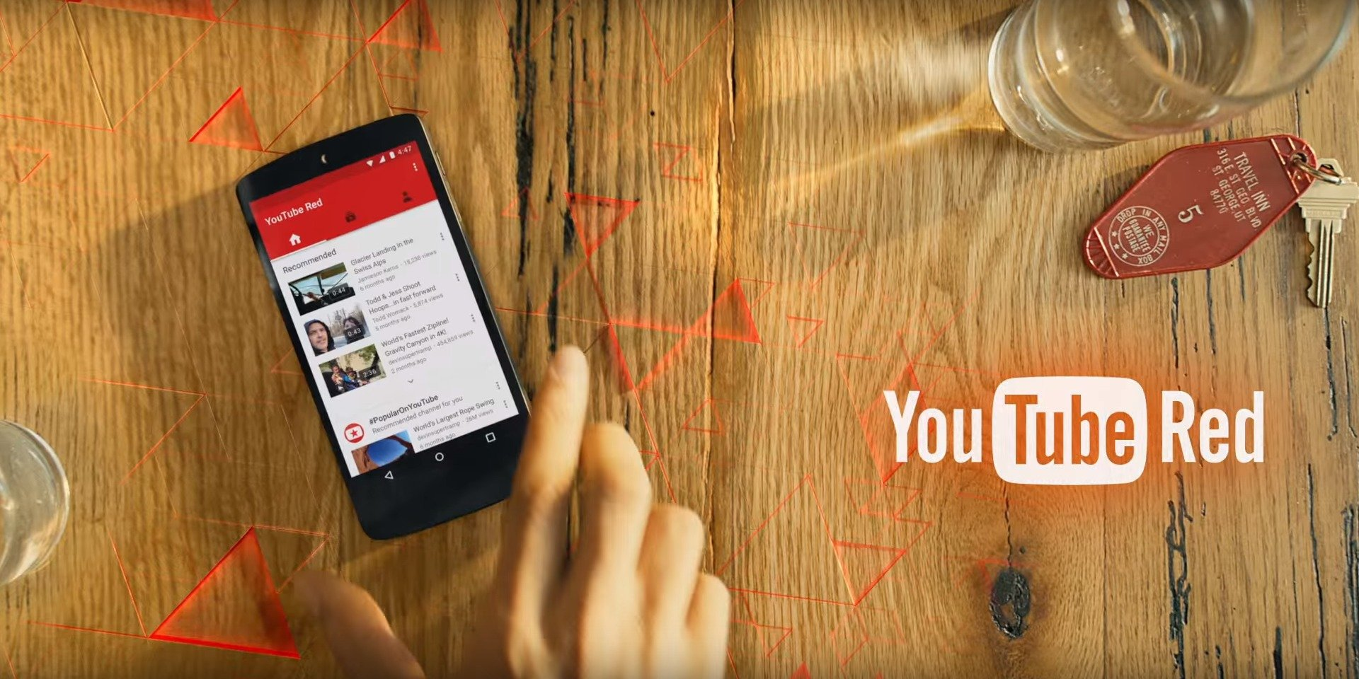 YouTube Announces Its Paid Services; YouTube Red And Music