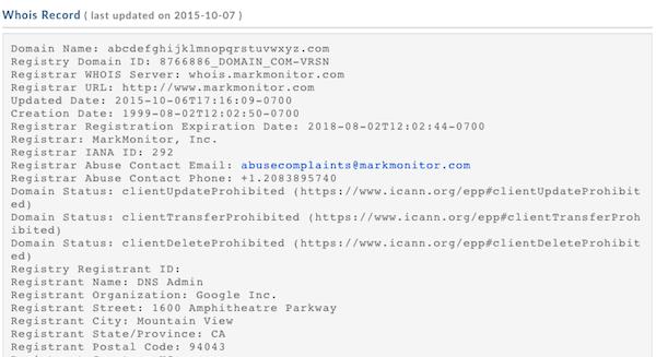 abcd-z google domain