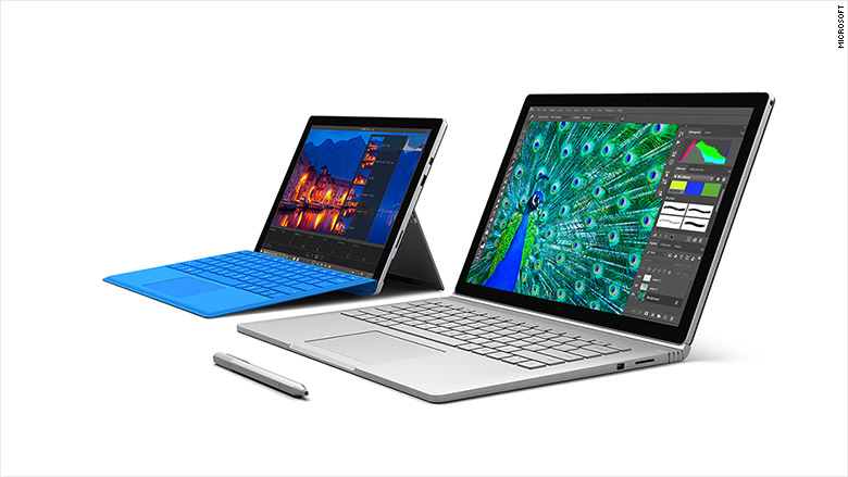 Microsoft Unveils Its First Ever Laptop Along With New Lumia Phones