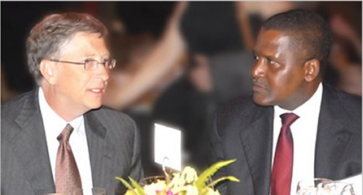 Dangote Joins Tech Titans Like Gates, Zuckerberg and Bezos To Combat Climate Change