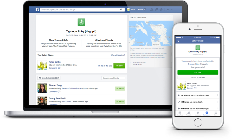 Facebook Activates Its Safety Check Feature in Nigeria After Yola Bombings