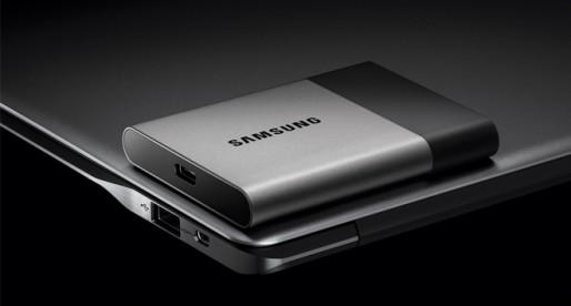 Samsung Develops A Business Card Sized 2TB External Drive