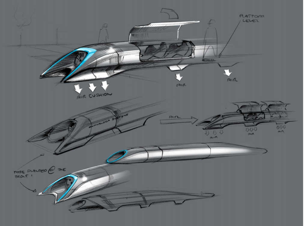 This Test Brings The Hyperloop Dream One Step Closer To Reality