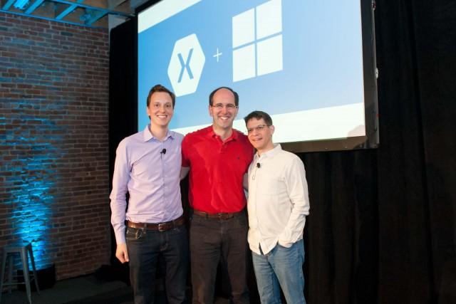 Xamarin Microsoft officals