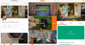 GoDaddy Launches Flare; An That Helps Entrepreneurs Present An Idea To A Community For Vetting