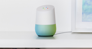 Google Home Was Announced Yesterday And It Designed To Take On Amazon Echo