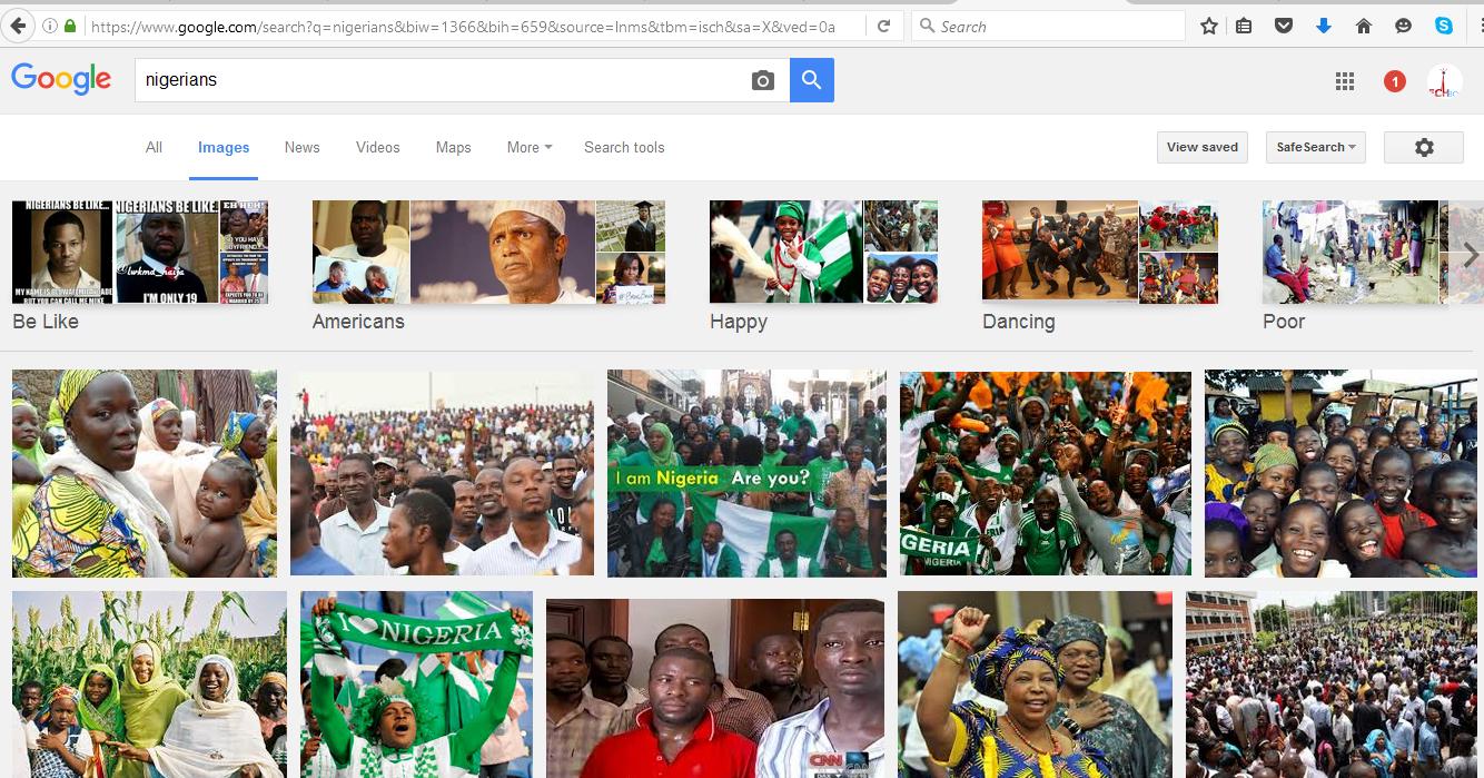 nigerians google.com search