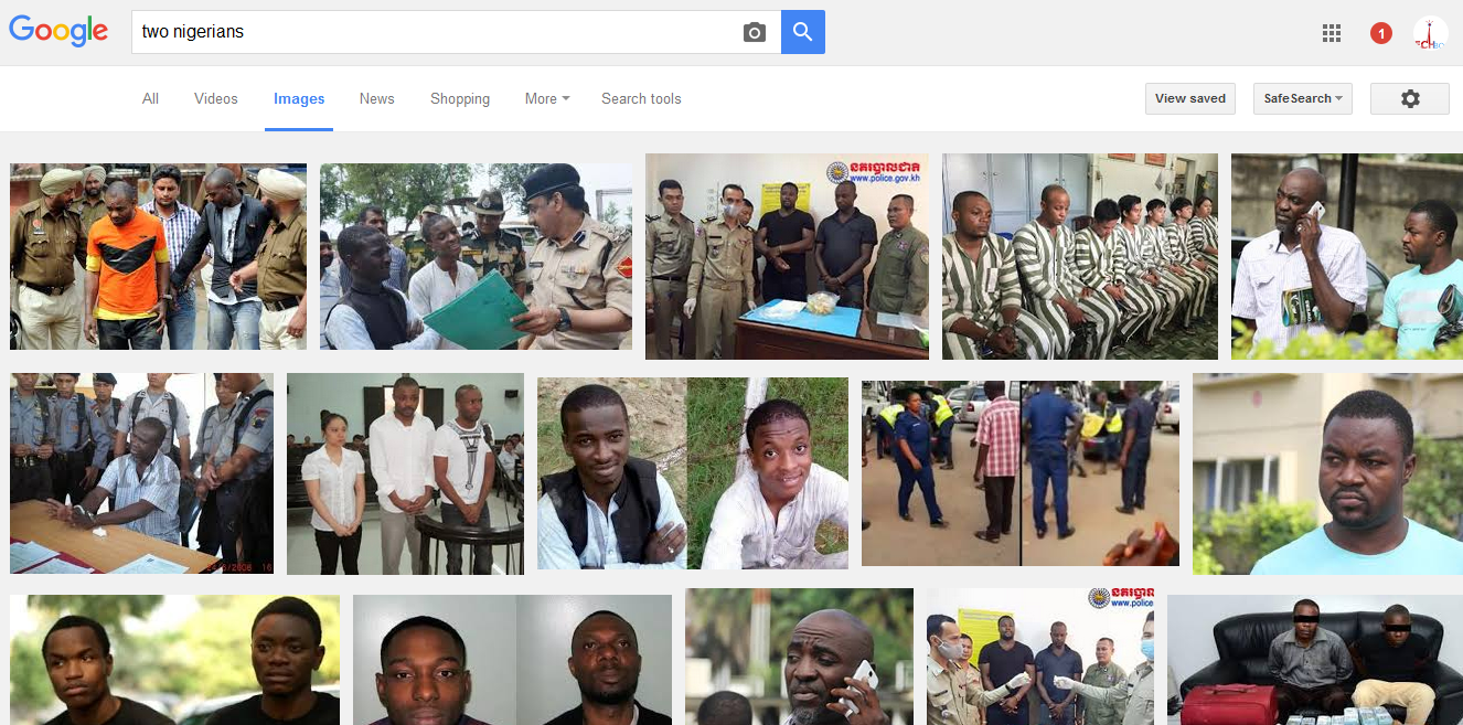 two nigerians google.com search