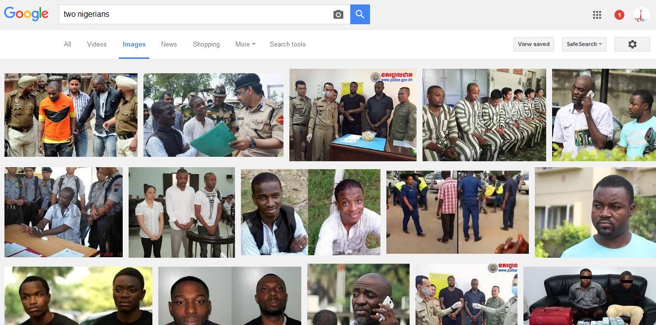 two nigerians google.com search