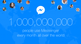 Facebook Messenger  Now Has 1 Billion Users. See A Timeline Of the Journey To One Billion Here