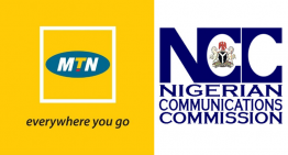 MTN Adheres To ₦330b Fine Payment Schedule According To The NCC Chief